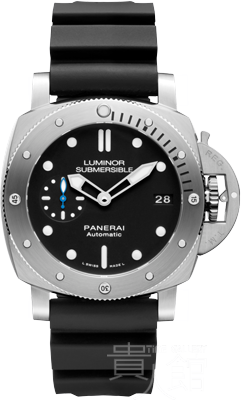 PAM00682 Luminor Submersible 1950 3 Days Automatic Acciaio - 42mm