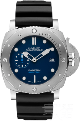 PAM00692 Luminor Submersible 1950 BMG-TECH™ 3 Days Automatic - 47mm