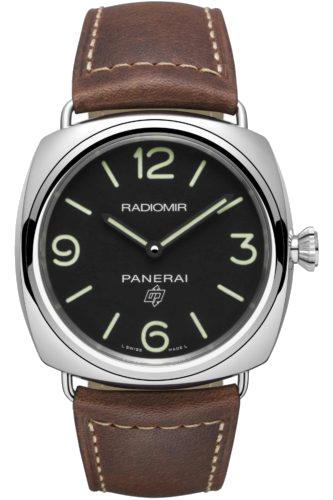 PAM00753 ラジオミール ロゴ 3デイズ アッチャイオ 45mm