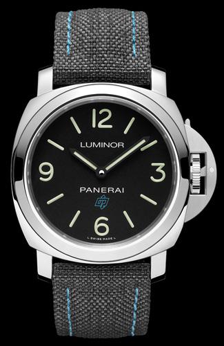PAM00774 ルミノール・ベース・ロゴ 44MM