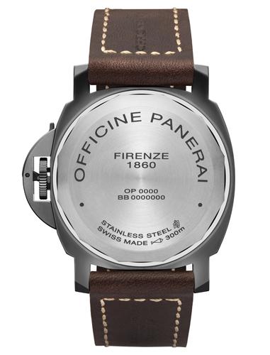 PAM00779 ルミノール カリフォルニア 8デイズ DLC 44mm