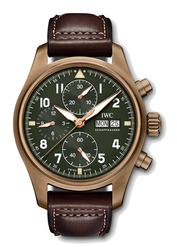 IW387902 PILOT'S WATCH CHRONOGRAPH SPITFIRE(パイロット・ウォッチ・クロノグラフ・スピットファイア)