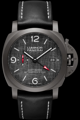 PAM01036 ルミノール・GMT・ルナ ロッサ 44MM 世界限定1036本