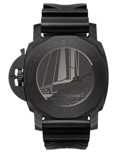 PAM01039 サブマーシブル SUBMERSIBLE LUNA ROSSA-47MM