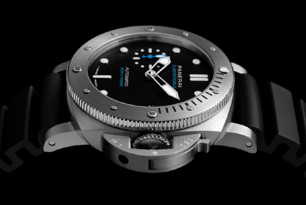 PAM00973 Luminor Submersible 1950 3 Days Automatic Acciaio - 42mm