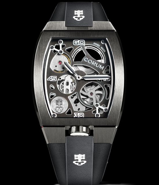 Z410/03861 CORUM NEW HERITAGE CORUM LAB 01 世界限定99本