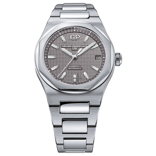 GIRARD-PERREGAUX LAUREATO 42 MM [81010-11-231-11A]   大阪で腕時計のお求めは正規時計専門店    貴人館